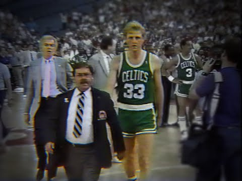 larry bird vs bill laimbeer