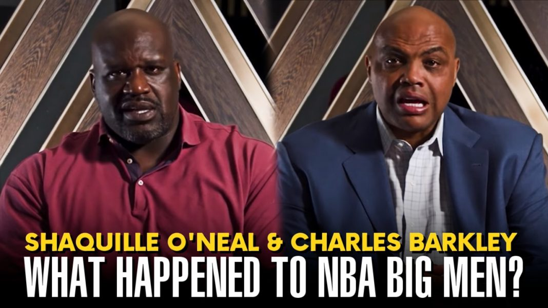 shaq barkley nba big men