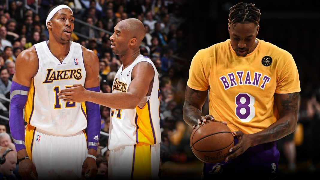 dwight howard and kobe bryant dunk contest