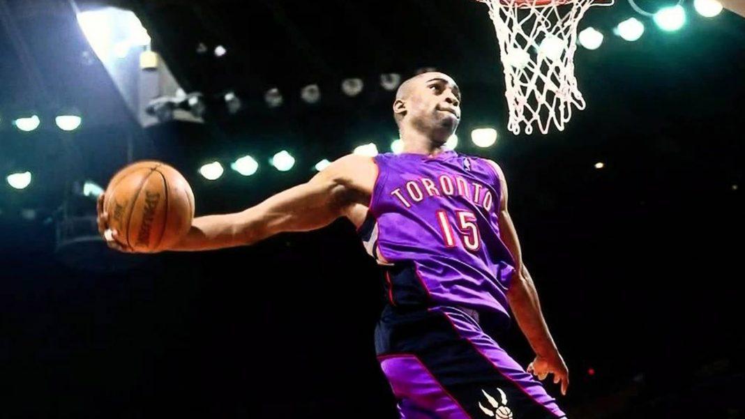 vince carter 2000 slam dunk contest