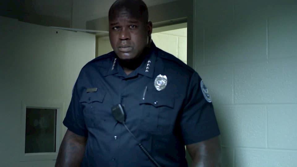 Shaquille O'Neal sheriff deputy cop