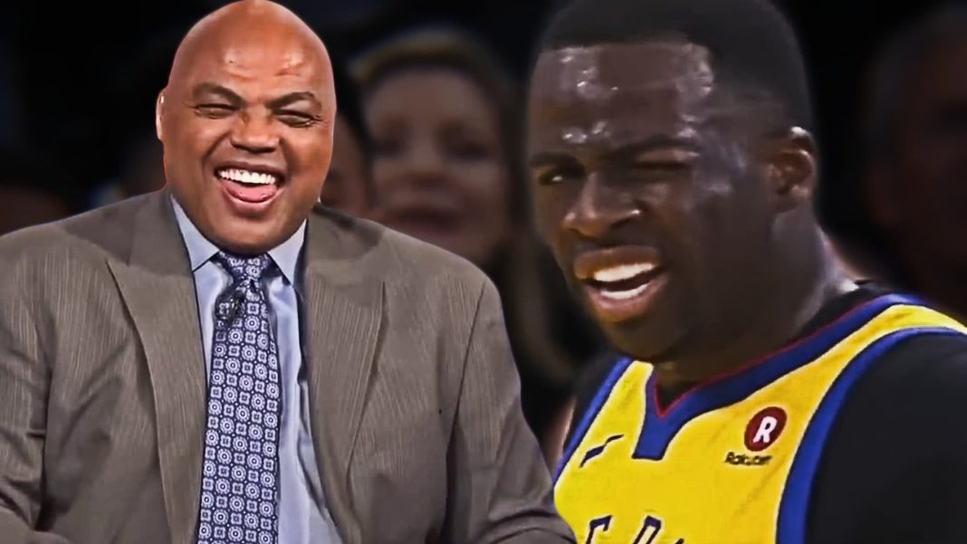 Charles Barkley and Draymond Green beef