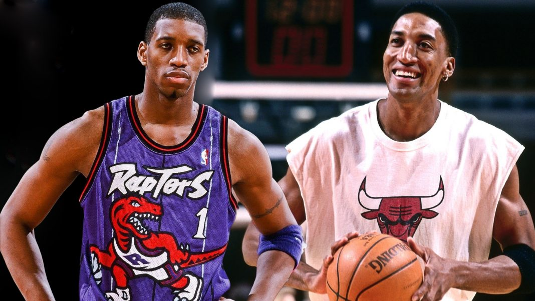 pippen and tmac