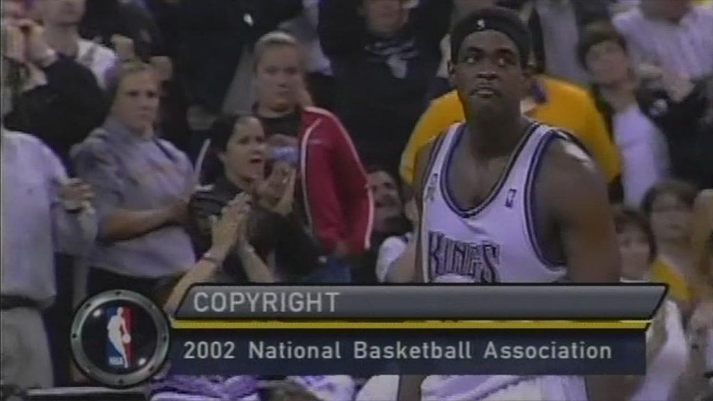 Lakers Vs. Kings 2002 Game 2