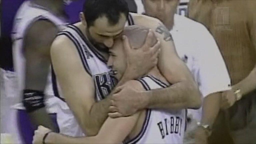 Lakers Vs. Kings 2002 Game 5