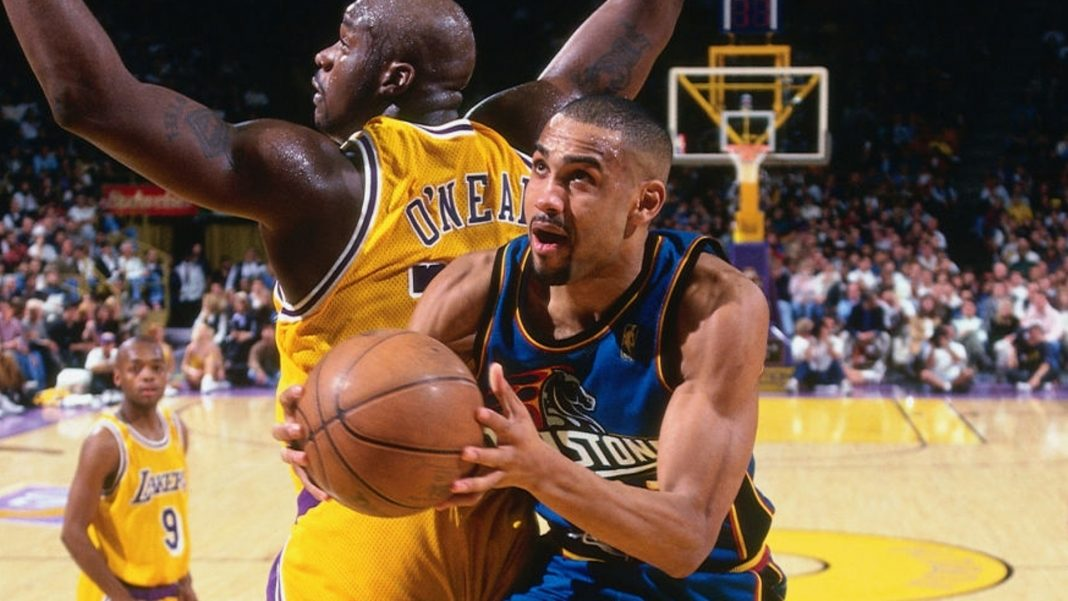 grant hill lakers 1997